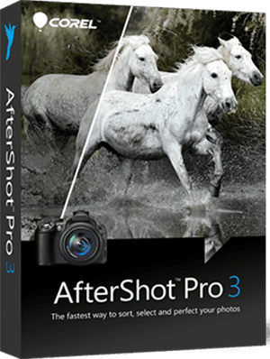 AfterShot Pro 3, Photo Editor