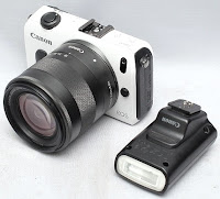 Jual Canon EOS M Second