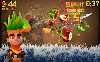 Fruit Ninja Mod Apk Unlocked all