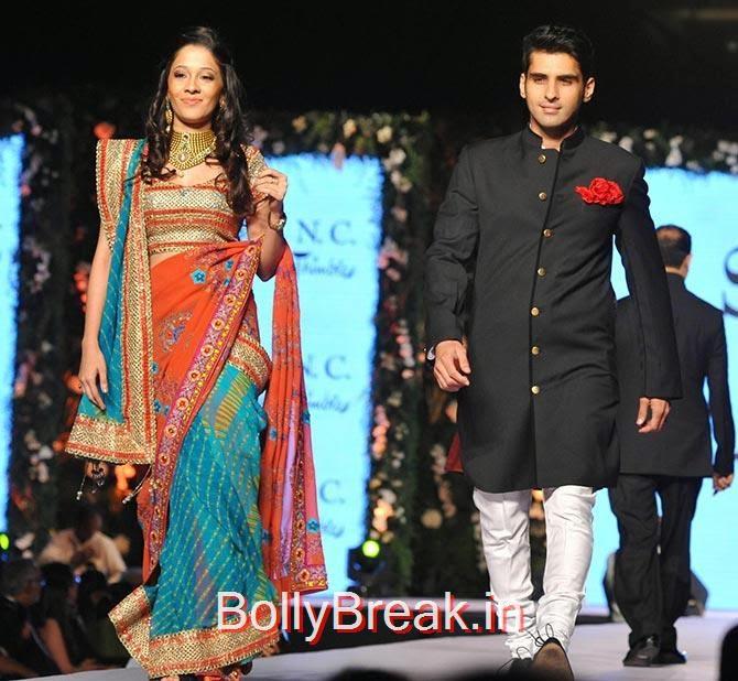 Samir Dattani, Sonakshi, Aamir, Diandra's CPAA Fashion Show Photo gallery 2015