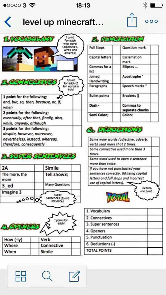 KS2 Emoji Story Writing Activity Sheet