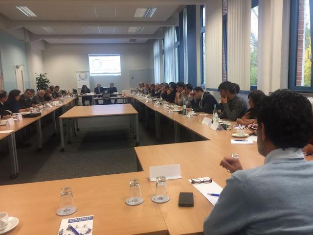 لقاء تشاوري في برلين للحوار بين السوريين حول المصالحة والفيدرالية