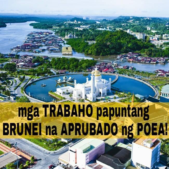 Jobs In Brunei