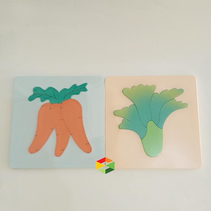 Puzzle Sayur