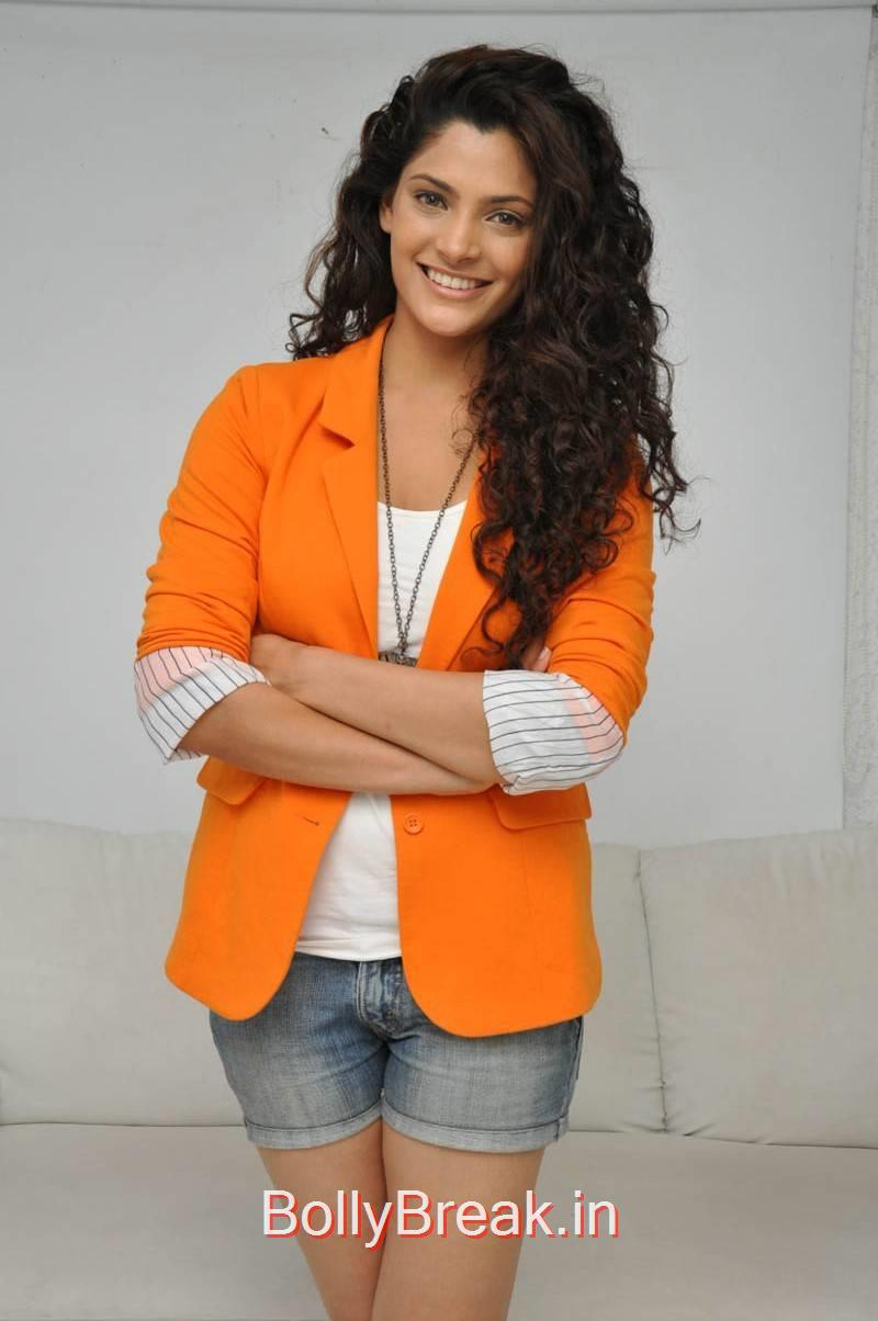 Saiyami Kher Photos At Rey Movie Interview, Saiyami Kher Hot Pics from Rey Movie Interview
