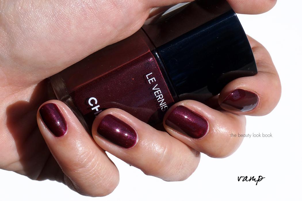 Chanel Le Vernis Longwear Nail Colours in Ballerina, Organdi ...