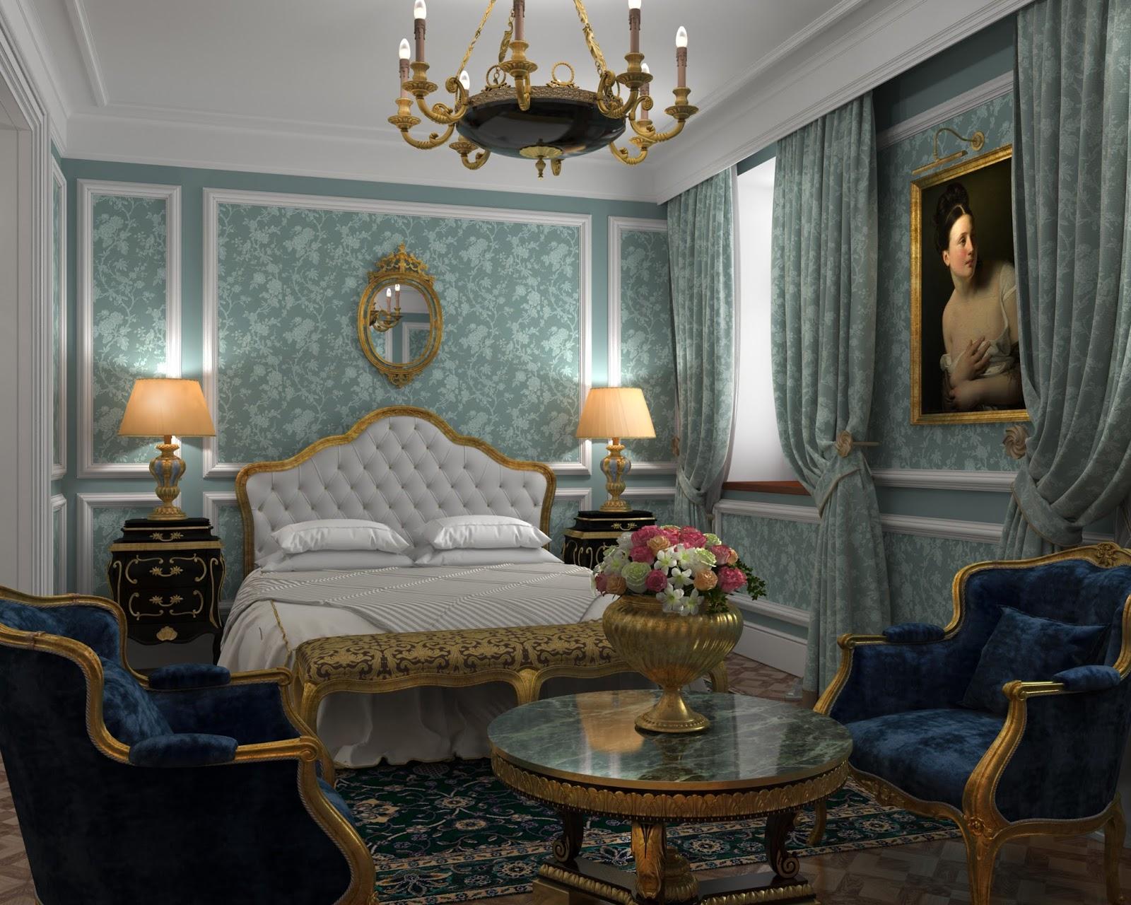 Darya girina interior design march 2015 - The Second Option For Bedroom