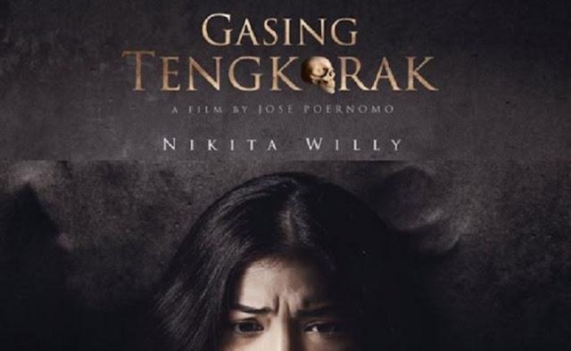 film horor Indonesia yang diproduksi oleh MD Pictures dan Dee Company Sinopsis Film Gasing Tengkorak (2017), Film Horor Pertama yang Dibintangi Nikita Willy
