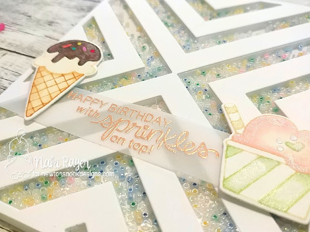 Newton's Nook Designs Summer Scoops Set - Naki Rager