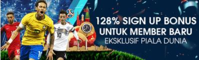 Promosi Piala Dunia 2018