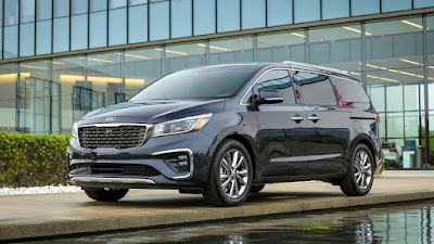 Kia Grand Carnival 2019 Review, Specs, Price