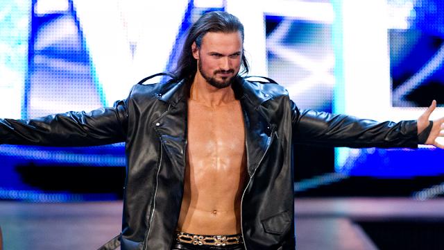 Drew Galloway távozik a TNA-től