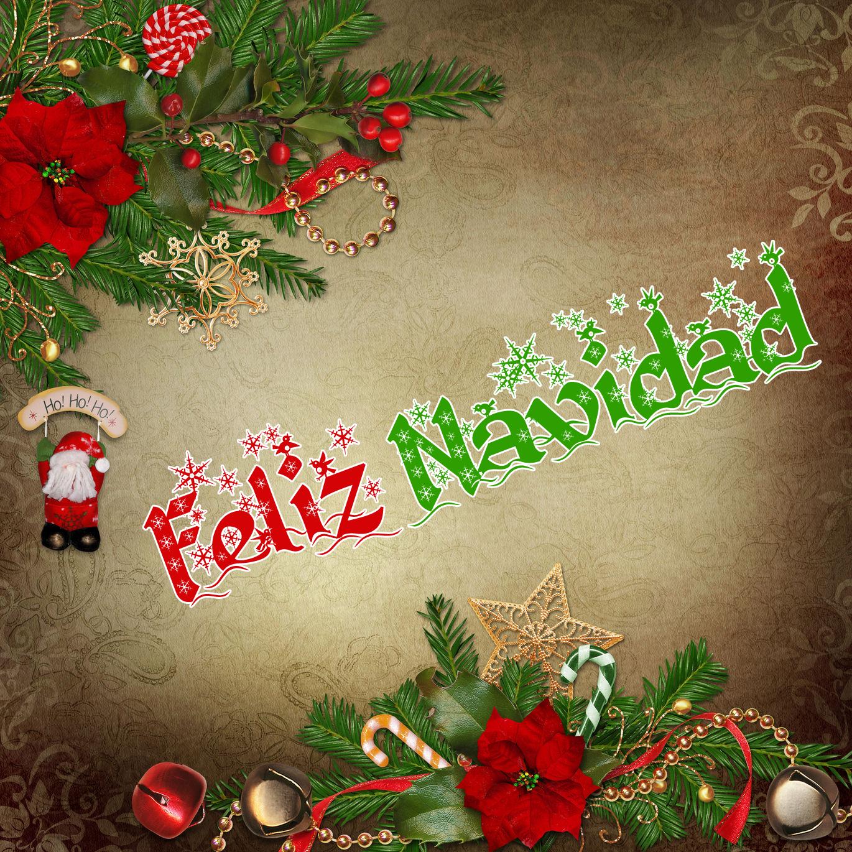 Imágenes De Felicitación De Navidad