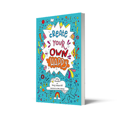 Create Your Own Happy book for children