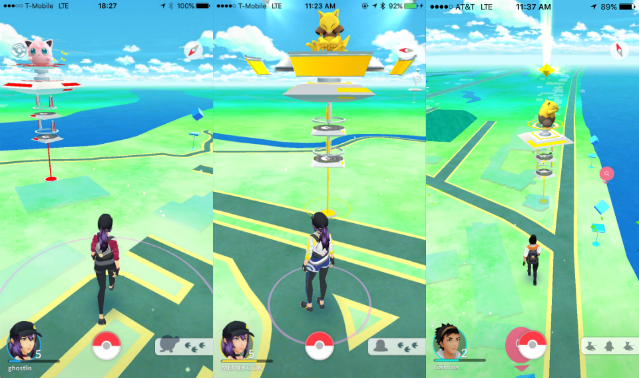 Pokemon GO's Latest Problems Disappearing Pokestops and Hacker Gym Leaders