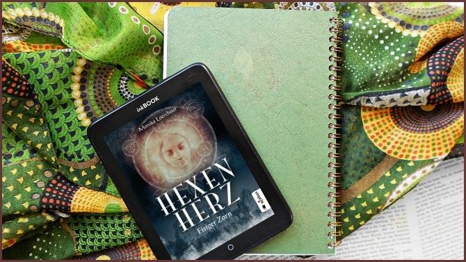 Hexenherz Eisiger Zorn gratis eBook kostenlos acabus Verlag Monika LoercherLieblingsbuch Highlight Fantasy unkonventionell