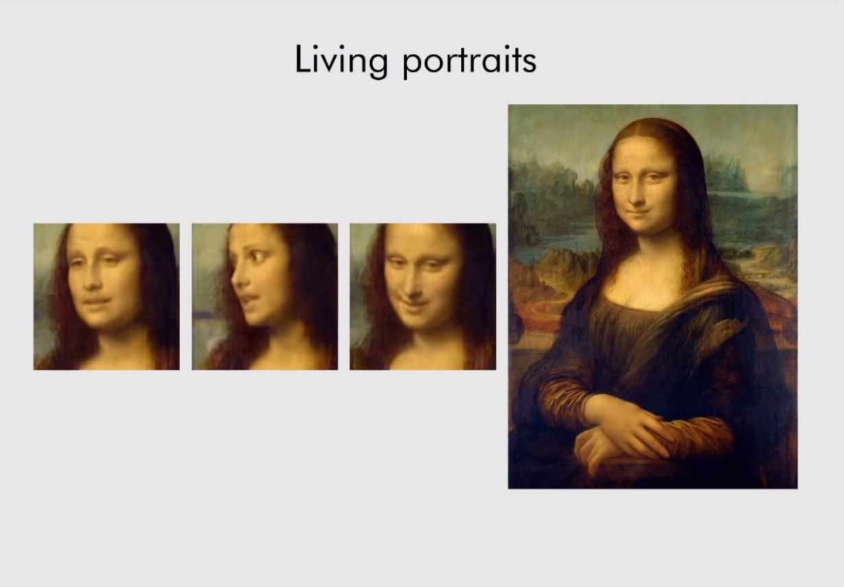 Mona Lisa 'brought to life' with deepfake AI