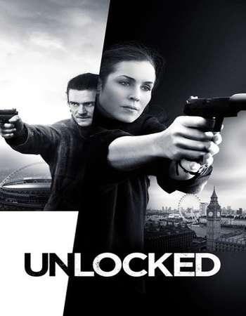 Unlocked 2017 BRRip 300MB Hollywood Movie 480p download