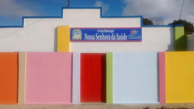 Prefeitura de Piranhas inaugura recuperação e ampliação de Creche Municipal nesta quinta-feira (08)
