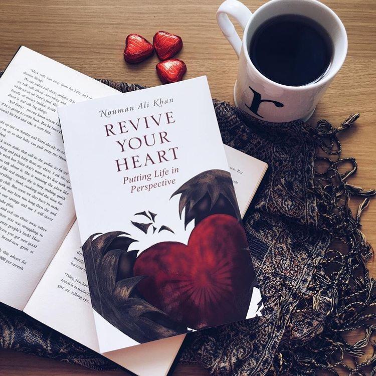 pardon my writings revive your heart nouman ali khan book review