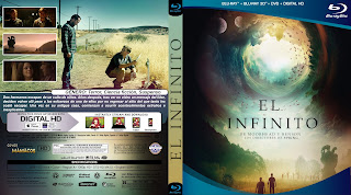 CARATULA EL INFINITO - THE ENDLESS - 2018