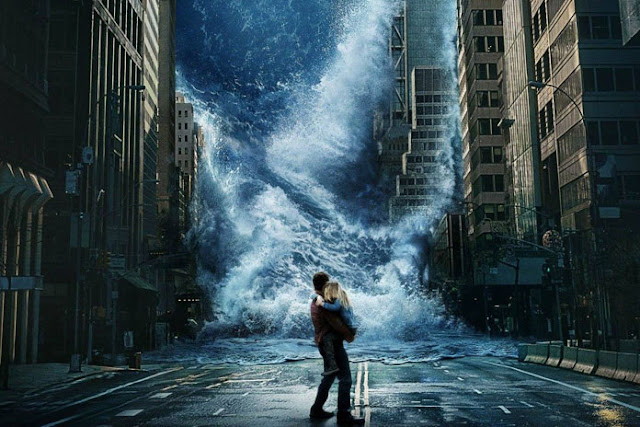 Review Tipikal Disaster Movie Geostorm