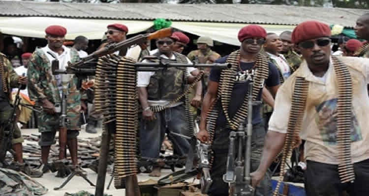 Days after bombing two oil pipelines, JTF nabs NDGJM militants commander