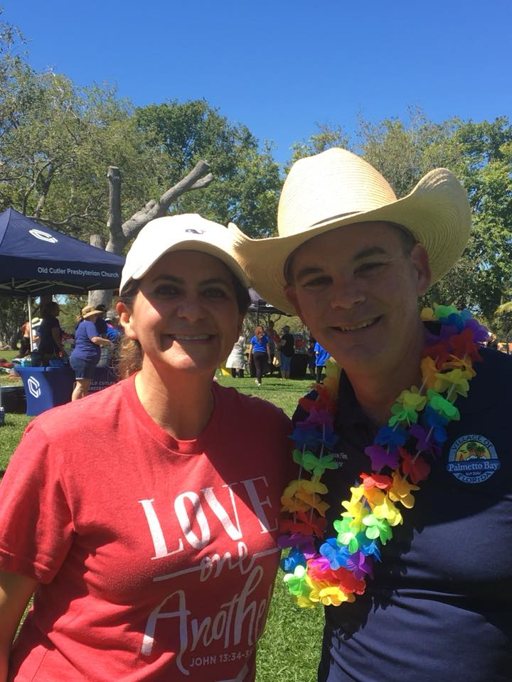 Eugene Flinn - South Dade Updates: Our annual picnic - another Small