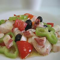 http://recetasoriginalesblog.blogspot.com.es/2016/10/salpi con-pulpo-surimi.html