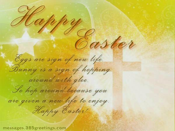 Recreation And Leisure Inspirational Religious Easter Poems