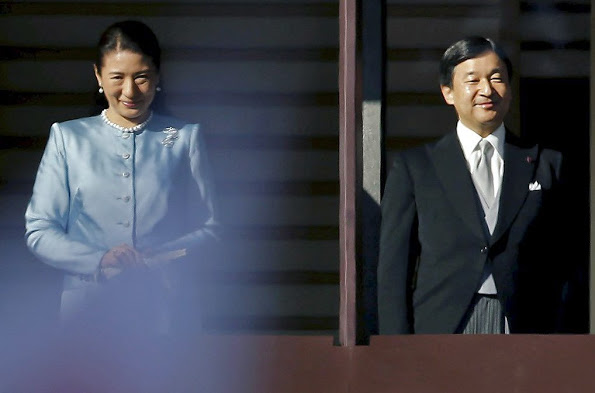 The Japan Imperial Family New Year Greeting, 2016
