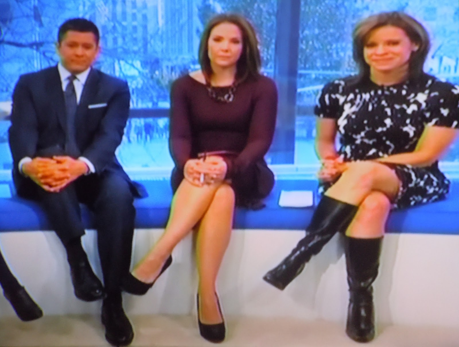 The Appreciation Of Booted News Women Blog Jenna Wolfe