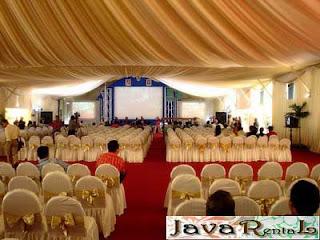 Sewa Tenda Dekorasi VIP - Rental Tenda Dekorasi VIP Jakarta