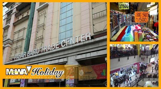 Tempat Shoping Murah di Bandung