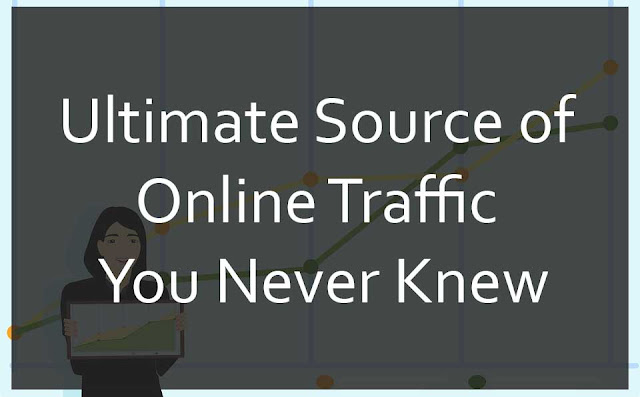 Ultimate Source of Online Traffic You Never Knew : eAskme
