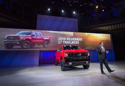 Chevrolet Impresses at the 2018 North American International Auto Show