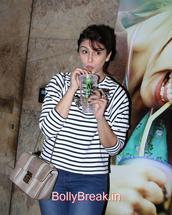 Huma Qureshi, Hot HD Pics of Dia Mirza, Huma Qureshi At 'Margarita With A Straw' Special Screening