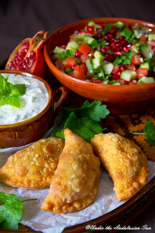 ruokaohje kesäinen salaatti