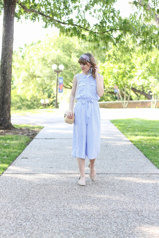 The Spring Jumpsuit