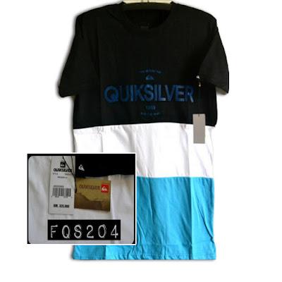 Kaos Distro Surfing Skate QUIKSILVER Premium Kode FQS204