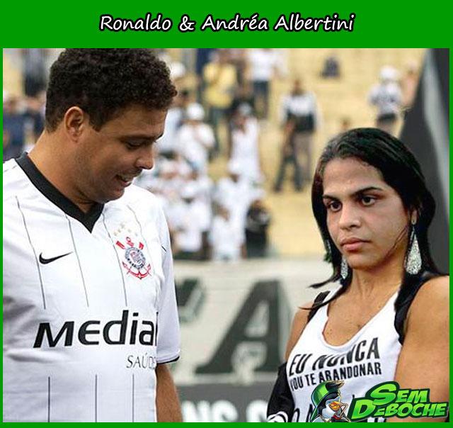 Ronaldo & Andréa Albertini