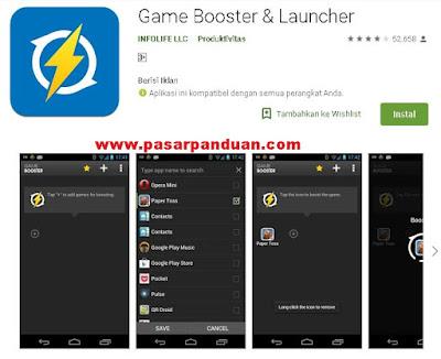 10 game booster android terbaik tanpa root
