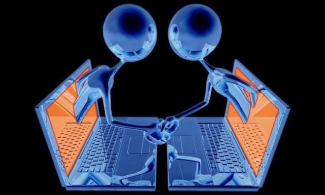 چۆنیهتی پێكهوه بهستنهوهی دوو كۆمپیۆتهر یان زیاترو ئاڵوگۆر كردنی زانیاری Network
