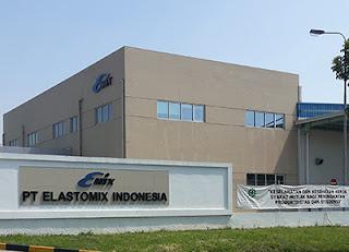 Info Loker Karawang Terbaru Via Pos PT ELASTOMIX INDONESIA