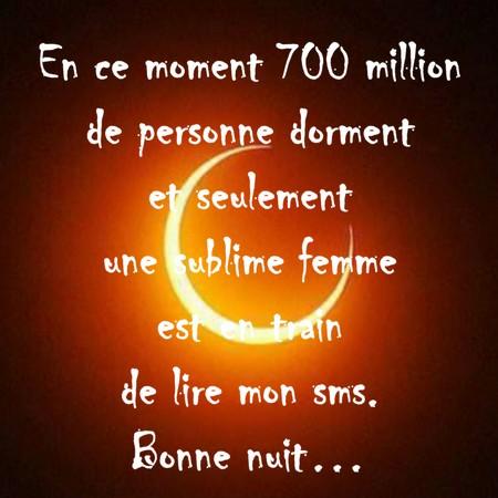 Texte Et Message Pour Dire Bonne Nuit Sms Messages Damour
