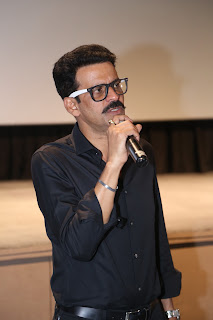 Manoj Bajpai during the day 2 of Jagran Film Festival (1)