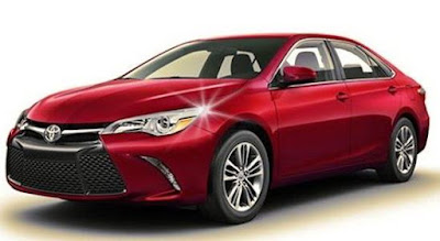 Harga Mobil Toyota Camry Hybrid