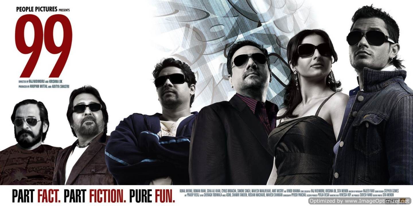 Revisiting Films With KRK 99 2009