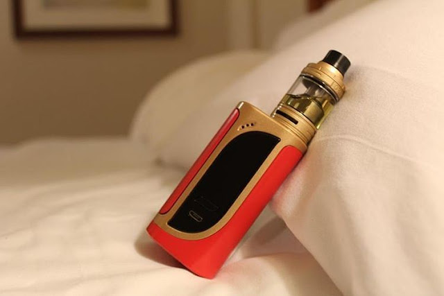 Do You Have The Habit Of Vaping Before Sleep