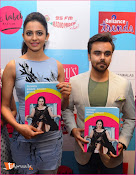 Rakul at the Curtain Raiser of Label Bazar at Neeru's Emporio-thumbnail-3
